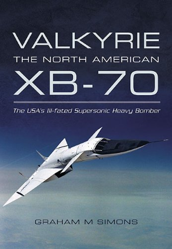Valkyrie: The North American XB 70: The USA's Ill fated Supersonic Heavy Bomber (English Edition)
