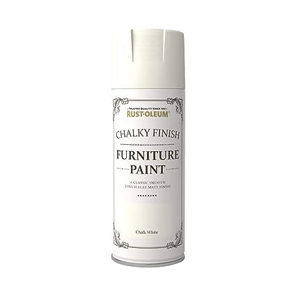 Rust-Oleum AE0525400UK Spray Paint, Chalk White