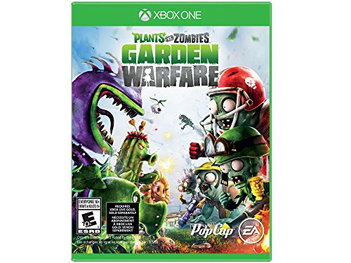 Plants vs Zombies Garden Warfare(Online Play Required) - Xbox (Plants Vs Zombie Costumes)