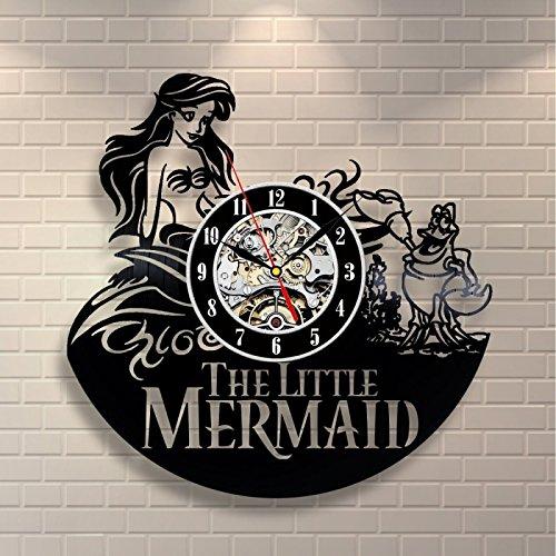 Little Mermaid Disney Cartoon Vinyl