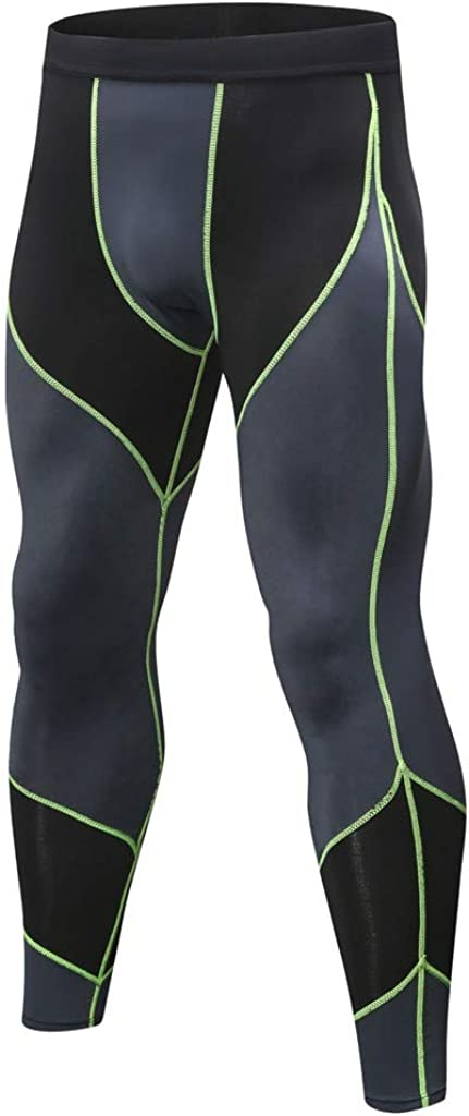 ZOMUSAR 2019 ❀ Mens Summer Coloured Spliced Pants Running Training Yoga Pants