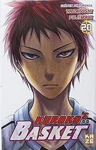 """Afficher """"Kuroko's basket n° 20<br /> Kuroko's basket t20"""""""
