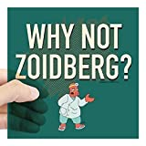 zoidberg decal - CafePress Futurama Why Not Zoidberg Square Sticker 3