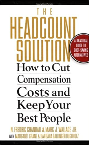 The Headcount Solution : How to Cut Compensation Costs and Keep ...