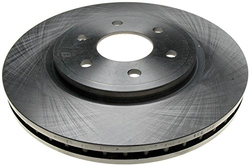 ACDelco 18A2434A Advantage Non-Coated Front Disc Brake Rotor