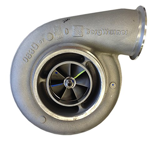 Borg Warner 171702 Turbocharger (S400S062) ()