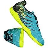 b46ed532fd Chuteira Dalponte Wembley Futsal Juvenil Azul