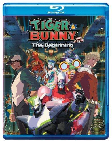 Tiger & Bunny: The Movie- The Beginning [Blu-ray] by Viz Media