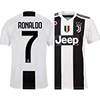 aaDDa Juventus Home Ronaldo Printed Set with Shorts 2018-2019