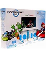 Air Hogs Mario Kart Wii Exclusive Interactive R/C Battle Set 2 Pack Mario Yoshi