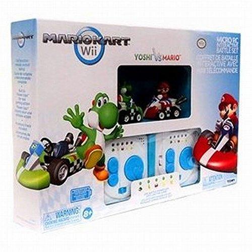 Mario Exclusive Interactive Battle Yoshi