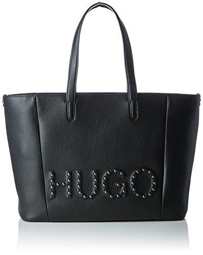 Shopper Negro cm H HUGO x 15x29x44 Mayfair Bolsos Black Mujer B T totes s gnwq5xwFf