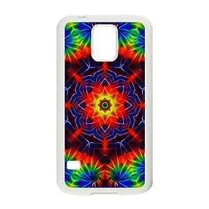 WAGT Shining Flowers Hot Seller Stylish Hard Case For Samsung Galaxy S5