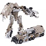 Kiditos Transformers Megatron Robot To Truck Converting Figure Toy - Brown
