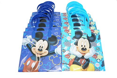Disney Mickey Mouse Premium Party Loot Bag, -