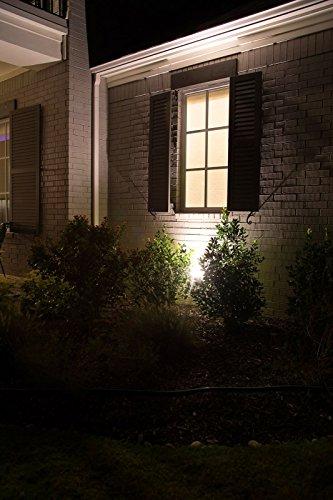SYLVANIA Capsylite Short Neck Halogen Bulb Dimmable/PAR38 Reflector Narrow Flood Light/Replacement for halogen lamps 75W/Medium base E26/60 Watt/2900K – warm white, 6 Pack by Sylvania Home Lighting (Image #3)