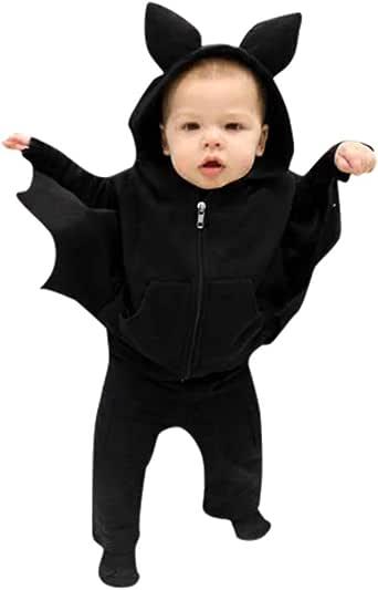 Kinlene Disfraces Pelele para bebé de 0 a 24 Meses, para recién ...