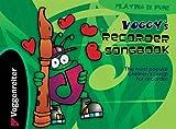 Voggy's Recorder Songbook, Martina Holtz, 3802404653