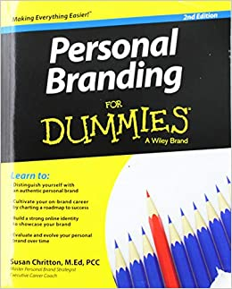 Image result for personal branding for dummies