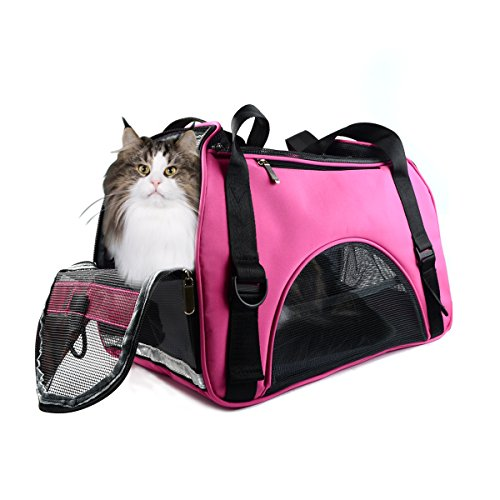 All-Cart-Cat-Dog-Pet-Carrier-Mesh-Pup-Pack-Portable-Travel-Backpack