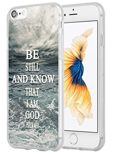 Hungo Iphone 7 Case Christian Quotes, Apple Iphone 7 Cover Bible Verses...