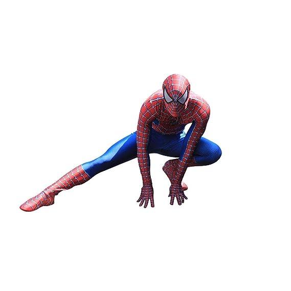 XXW nuevo traje de Spiderman 3D impreso Lycra Spandex adulto ...