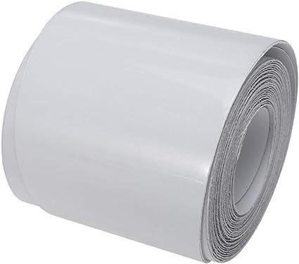 83 75  Wei/ßes SUP Board Protection Tape Surfboard Rail Schutzfolie