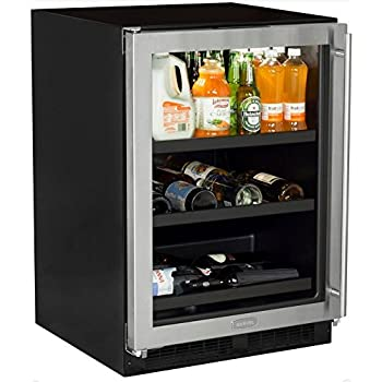 Aga Marvel Ml24bcg1rs Beverage Center With
