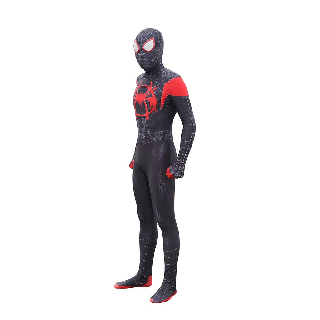 Amazon.com : Superhero Spiderman Costumes Unisex Adults Kids ...