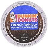Dunkin Donuts K-cups French Vanilla - 144 Count