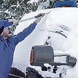 Snow Joe SJBLZD-JMB-SJB 2-In-1 Telescoping Jumbo