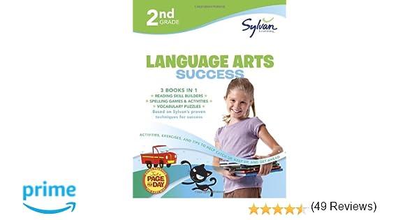Amazon.com: 2nd Grade Language Arts Success: Activities, Exercises ...