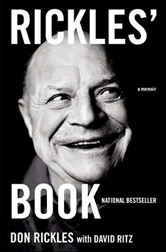 Rickles' Book: A Memoir