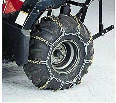 RPM 2015 Arctic Cat 700 XR XT Front Snow Chains 2 Chains - Tire Size 25x8x12