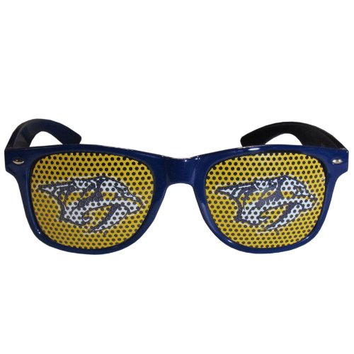 NHL Nashville Predators Game Day Shades, - Nashville Sunglasses