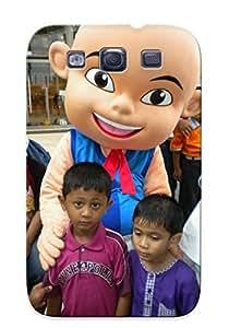 Excellent Design Pameran Tadika Di Tapak Pesta Konvo Universiti Teknologi Petrona Pada Phone Case For Galaxy S3 Premium Tpu Case