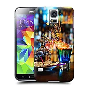 Unique Phone Case Cup light photography, lighting effects Hard Cover for samsung galaxy s5 cases-buythecase