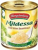 Hengstenberg Mild Wine Sauerkraut, 10.6 Ounce (Pack of 6)