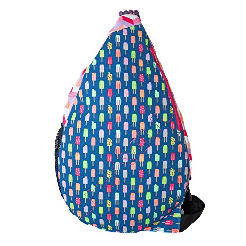 KAVU Paxton Pack Sling Backpack - Popsicle Party by KAVU (Image #1)