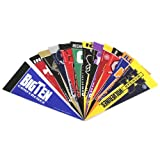 College Big 10 Mini Pennant Set