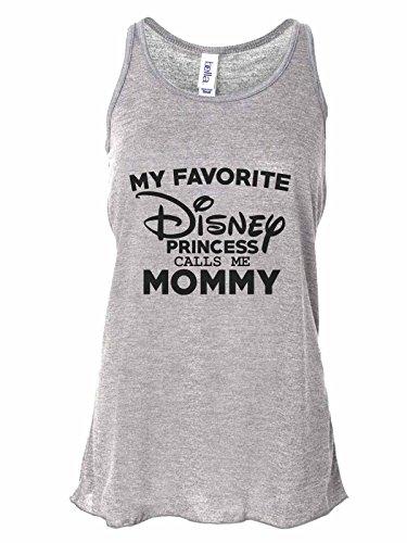 Women's Tank Top Bella Soft My Favorite Disney