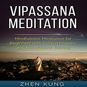 Vipassana Meditation: Mindfulness Meditation for Beginners with Guided Imagery and Mindfulness Training Rede