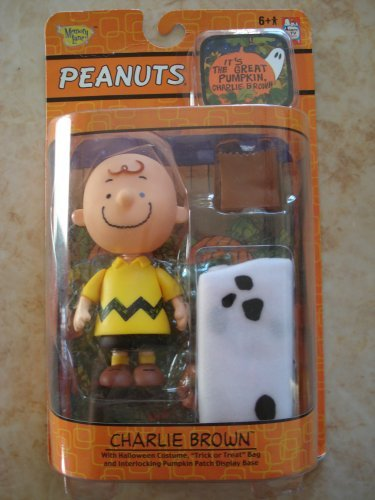 [Memory Lane Peanuts Charlie Brown with Halloween Costume] (Sally Brown Costume)