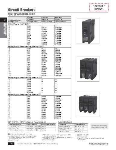 Q140 40-Amp Single Pole Type QP Circuit Breaker by Siemens -HI (Image #1)