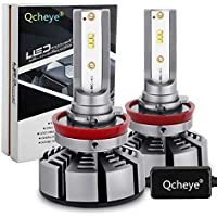 Qcheye LED Headlight Bulbs Conversion Kit (Several Sizes)