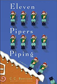 Eleven Pipers Piping by C. C. Benison ebook deal