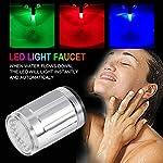 Elviray-Sensore-di-Temperatura-Creativo-LED-Light-Water-Faucet-Tap-Glow-Lighting-Doccia-a-spruzzo-Rubinetto-per-Cucina-Bagno