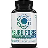 Brain Booster Supplement for Focus, Memory, Clarity, Energy – 60 Veggie Pills. Cognitive Function Support for Optimal Mental Performance, Advanced Stack Smart Natural Extra Strength Premium Formula Review