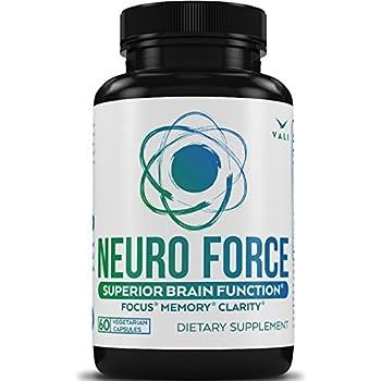 Amazon Com Brain Booster Supplement For Focus Memory