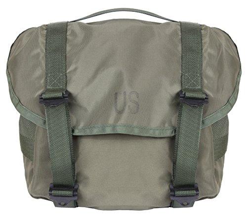 Pack Nylon Olive Drab - Rothco Genuine GI Nylon Butt Pack, Olive Drab